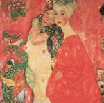Women Friends, 1916 by Gustav Klimt