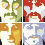 Beatles - Sea of science by Celebrity Image