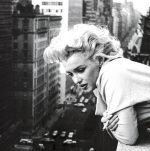 Marilyn Monroe - Balcony by Celebrity Image
