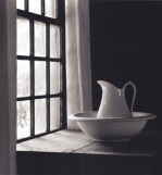 Water Pitcher & Bowl by Monte Nagler