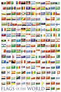 Flags of the world 2010