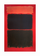 Light Red over Black 1957