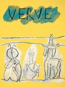Cover for Verve 1951 (Silkscreen print)