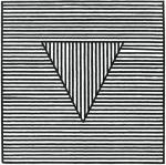 Triangle 1980 (Silkscreen print)