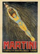 Martini, 1921 by Giorgio Muggiani