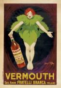 Vermouth Fratelli Branca 1922