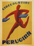 Cioccolatini Perugina, 1929 by Federico Seneca