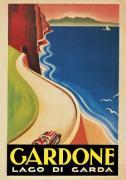 Gardone, 1933 by Arturo Panni