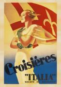 Crosieres Italia c.1938
