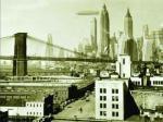 Airship N.Y.C. 1938