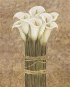 Bouquet of Flowers III by Hervé Libaud