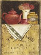 Earl Grey Tea by Eric Barjot