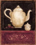 Tea Pot I by Hervé Libaud