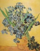 Still Life of Irises by Vincent Van Gogh