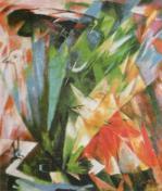Vogel by Franz Marc