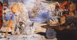 The Apotheosis of Homer by Salvador Dali