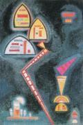 Gruen, 1929 by Wassily Kandinsky