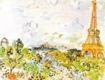 La Tour Eiffel 1935