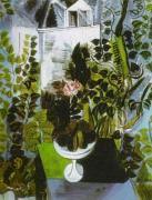 Jardin et Maison by Raoul Dufy