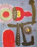 Peinture, 1954 by Joan Miro