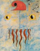 Tete de Paysan Catalan, 1925 by Joan Miro