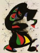Upright Figure by Joan Miro