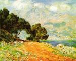 Cap Martin, near Menton by Claude Monet