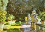 Villa di Marlia, Lucca, 1910 by John Singer Sargent