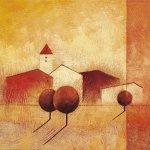 Village I by Claudio Furlan