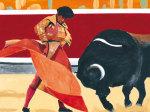 Bullfight by Irene Celic