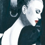 Nicole Kidman by Irene Celic
