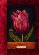 Red Framed II by Hervé Libaud