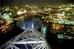 London Eye Millennium Wheel by Mirrorpix