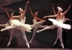 Rehearsals for Swan Lake at Waterfront Hall