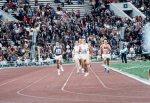 Athlete Steve Ovett, 1980 by Mirrorpix
