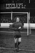 Southampton Goalkeeper Eric Martin, 1971 by Mirrorpix