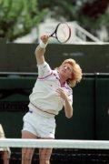 Boris Becker, 1988 by Mirrorpix