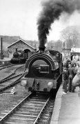 Steam Train by Mirrorpix