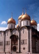 Cathedral of the Assumpton Kremlin, Moscow by Mirrorpix