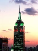 Empire State Building by Mirrorpix