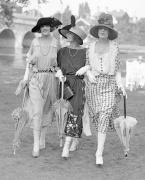 Ascot Fashion 1921 Cambridge