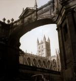 Bath Abbey by Mirrorpix