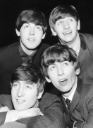 Beatles - Faces by Celebrity Image