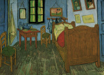 Bedroom at Arles 1889