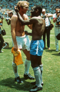 Pele and Moore