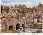 Castle Combe by Glyn Martin
