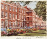 Exeter - Southernhay by Glyn Martin
