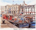 Plymouth - Barbican (1) by Glyn Martin
