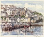 Brixham - Harbour by Glyn Martin