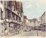 Ipswich - Tavern Street by Philip Martin